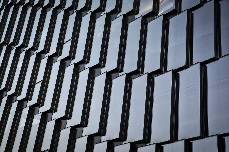 Фасад виглядає тривимірно / Фото Archdaily