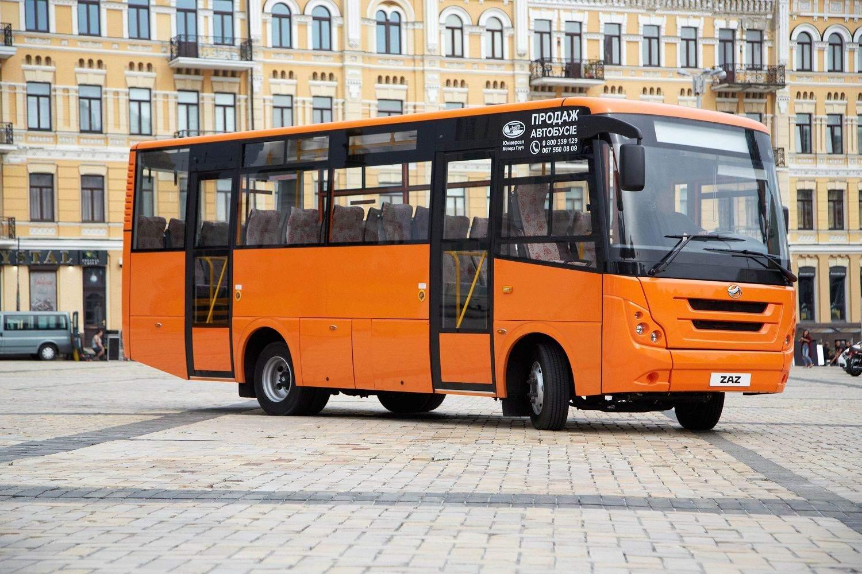 Автобус для міських та приміських подорожей