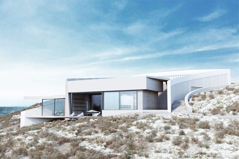Цей чудовий будинок неймовірно вписується у ландшафт  / Фото Beautiful life