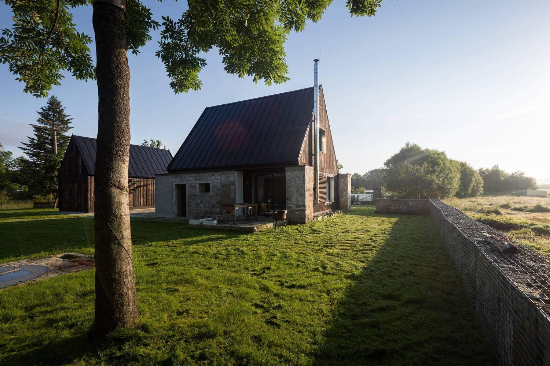 Затишний сімейний дім / Фото Designboom