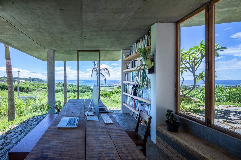 Із дому відкривається мальовничий пейзаж на Тихий океан / Фото Archdaily