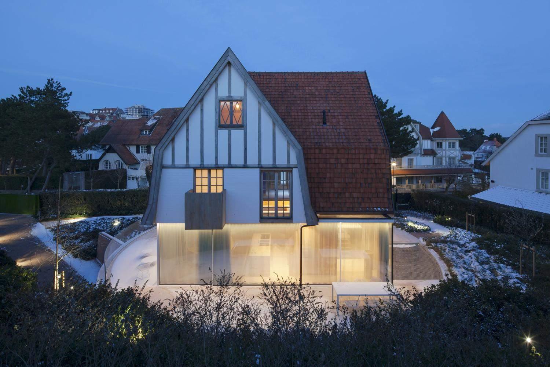 Красивий фасад будівлі / Фото Archdaily