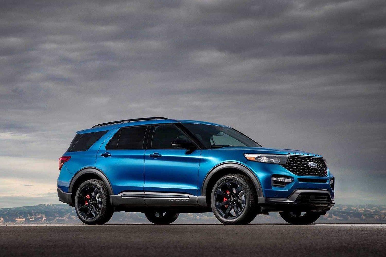 Ford Explorer Sport отзовут в США