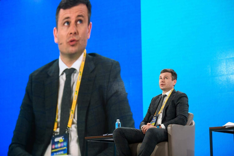 Марченко зустрівся з представниками МВФ у США
