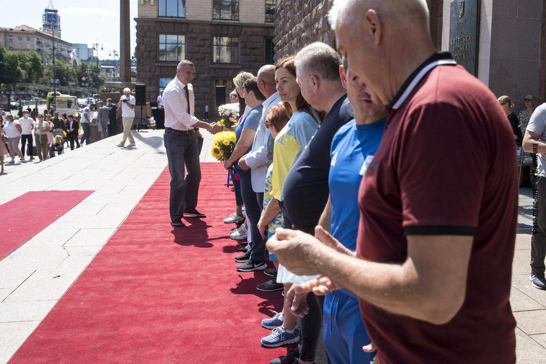 Кличко, Олімпіада-2020 в Токіо, Київ, прапор МОК, спорт