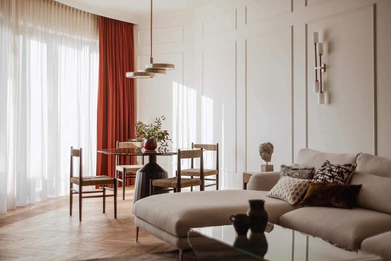 Апартаменти Huculska у Варшаві