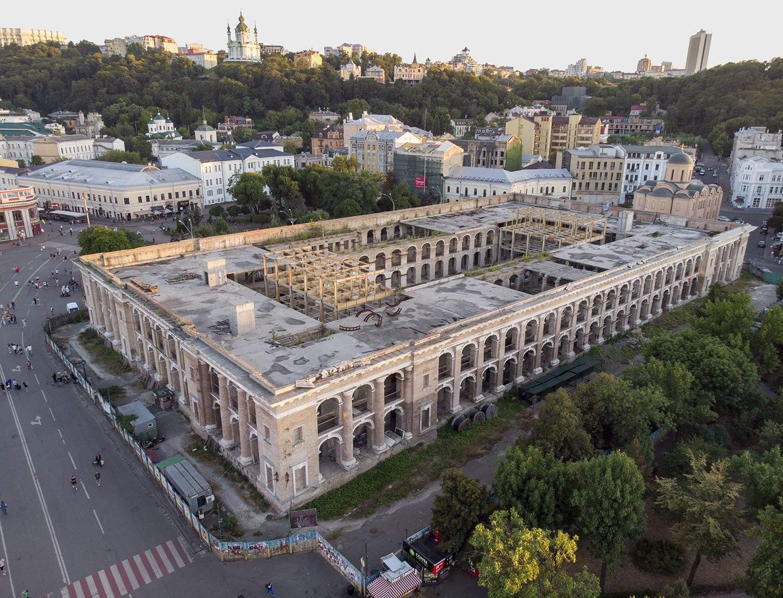 Гостинний двір у Києві, Київ, 30 років Незалежності, як змінився Київ за 30 років
