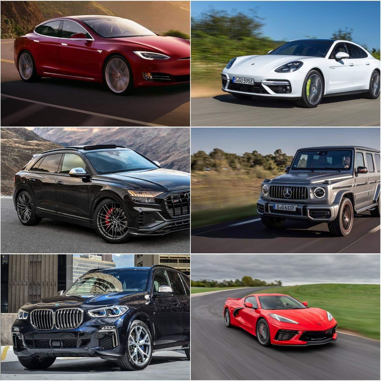 Автомобілі, з яких платять транспортний податок у 2020