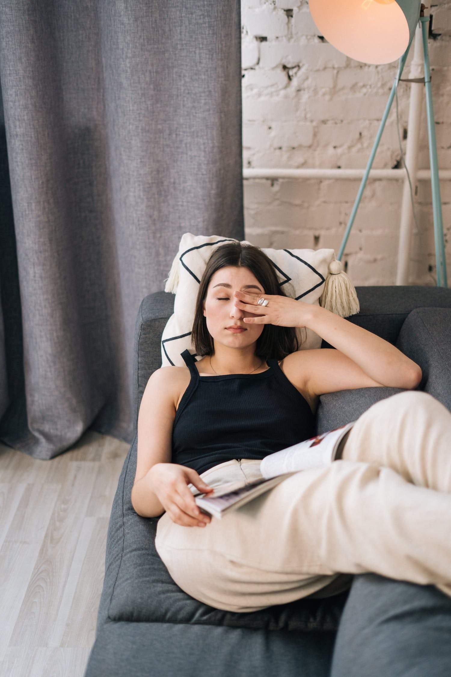 Симптоми хронічної втоми