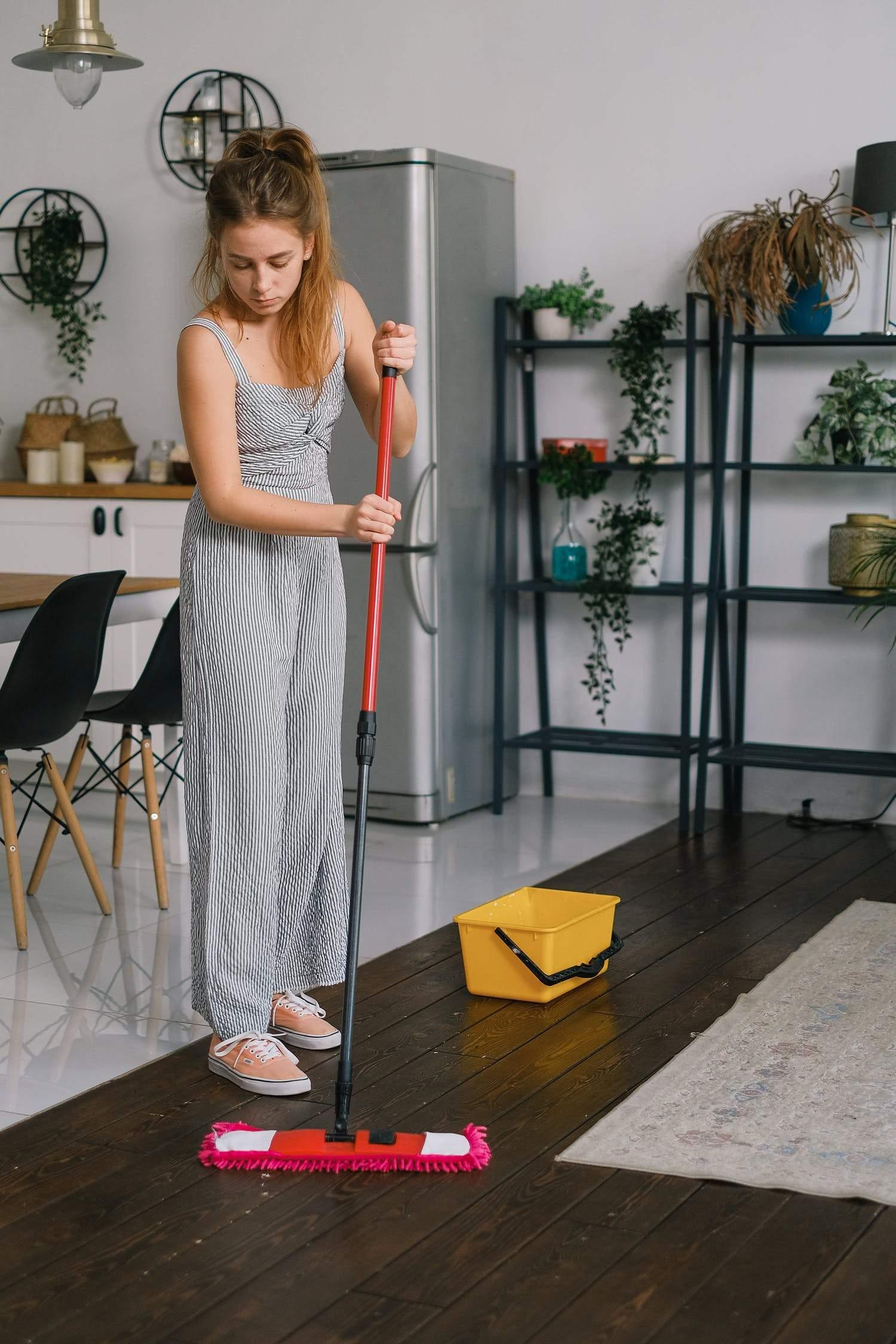 Підлога на кухні