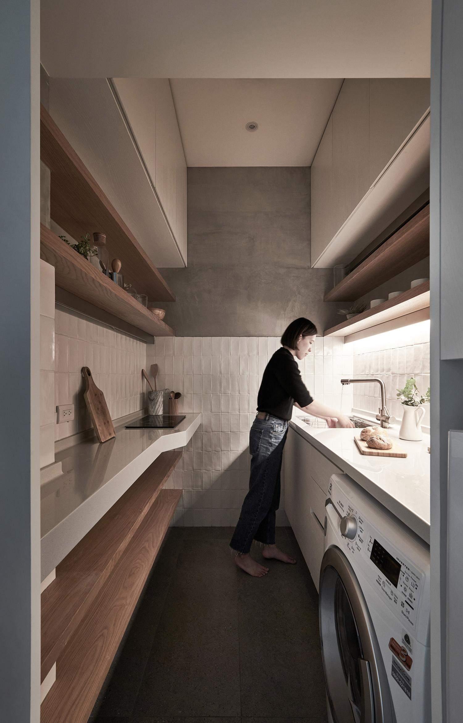 У маленькій кухні важливо підтримувати ідеальний порядок