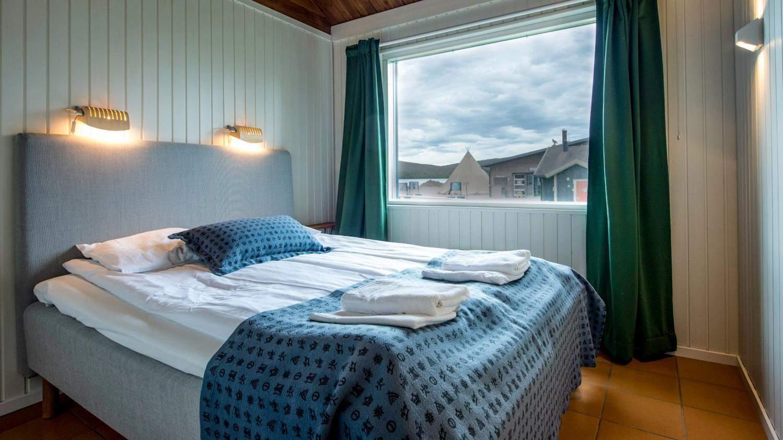 крижаний готель швеція