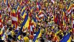 В Китае под акции протеста тибетцев один человек погиб, 30 ранены