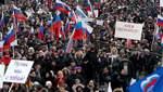 Кримчани погрожують піти з пікетами на Москву