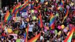Ежегодный марш секс-меньшинств запретили в одной из ведущих стран мира