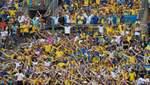 Украина подпишет конвенцию, которая предусматривает санкции для фанатов