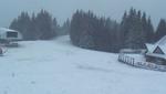 Карпати засипає снігом: з'явились фото