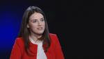 Марушевская рассказала, как на нее повлияла отставка Саакашвили