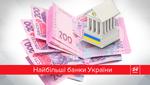 Держава та решта: у яких банків найбільше активів в Україні (Інфографіка)