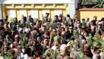 Украинцы эмоционально празднуют Вербное воскресенье: красноречивые фото