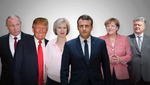 """Порошенко обігнав Трампа та Мей: """"народний"""" рейтинг лідерів країн"""
