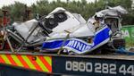 Жахлива аварія у Британії: дві вантажівки розтрощили мікроавтобус – багато загиблих