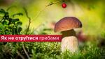 Як уникнути отруєння грибами: прості поради, які врятують життя