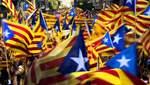 Як відреагувала офіційна Іспанія на призначення референдуму про незалежність Каталонії