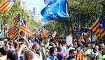 Еврокомиссия признала референдум в Каталонии незаконным