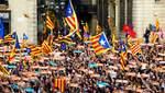 """СМИ заговорили об угрозе возникновения """"каталонского Майдана"""""""