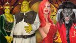 Королева Хелловіну: приголомшливі перевтілення Хайді Клум