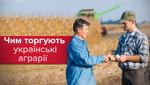 Подсолнечное масло против морепродуктов: что покупают и продают украинские аграрии