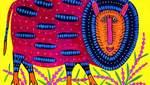 Дивний світ і фантастичні звірі: у Києві відкривається виставка художниці Марії Примаченко
