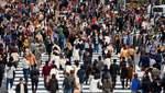 До кінця цього року населення Землі налічуватиме понад 7 мільярдів людей