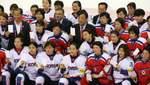 Об'єднання КНДР і Південної Кореї на Олімпіаді-18: спортсмени не можуть порозумітися