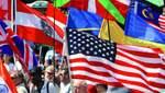 Сколько иностранцев посетили Украину в 2017 году