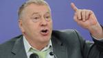 Жириновский угрожает Украине из-за закона о Донбассе