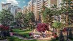 Стартовали продажи квартир в секциях с видом на парк в ЖК Krona Park