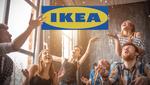 IKEA представили предмети для домашніх вечірок