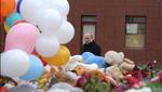 Приїзд Путіна в Кемерово показали у влучній карикатурі