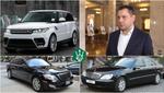 Жена нардепа Ефимова продает элитные авто за копейки