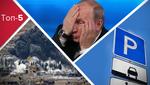 Топ-5 блогів тижня: ганьба Кремля, апокаліпсис у Сирії та нові правила паркування в Україні