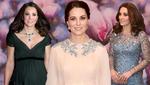 Топ-4 елегантні сукні вагітної Кейт Міддлтон: чарівні фото