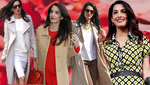 Як одягатись на роботу в стилі Амаль Клуні: 10 яскравих ідей