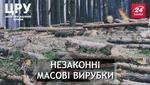Кто стоит за сокрушительным разрушением украинского Полесья