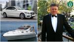 Одиозный судья с собственной яхтой получил в подарок автомобиль от КГГА