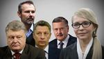 Вибори Президента України-2019: за кого ви голосуватимете?