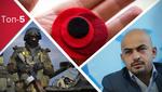 Топ-5 блогів тижня:  Операція Об'єднаних сил, побиття Найєма та чи потрібно святкувати 9 травня?