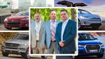 Фискально-учительская семья из Одессы скупает автомобили Tesla