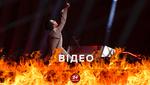 MELOVIN в финале на Евровидении 2018 – видео выступления